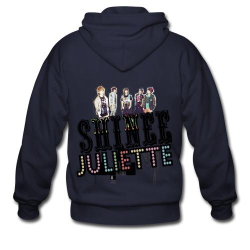 [SHINee] Juliette in Japan - Men's Zip Hoodie