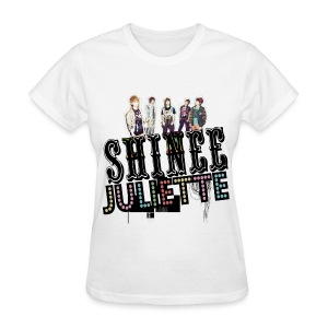 [SHINee] Juliette in Japan - Women's T-Shirt