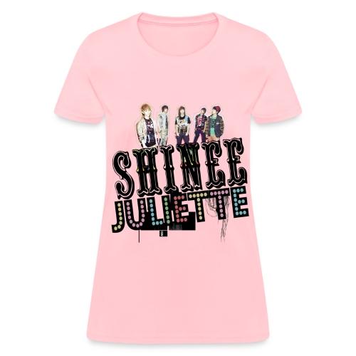 [SHINee] Juliette in Japan - Women's T-Shirt