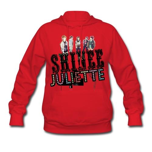 [SHINee] Juliette in Japan - Women's Hoodie