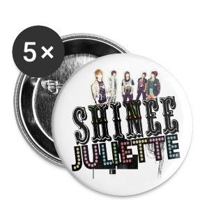 [SHINee] Juliette in Japan - Small Buttons