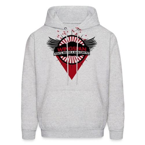Wingspan Hoodie 3 - Men's Hoodie