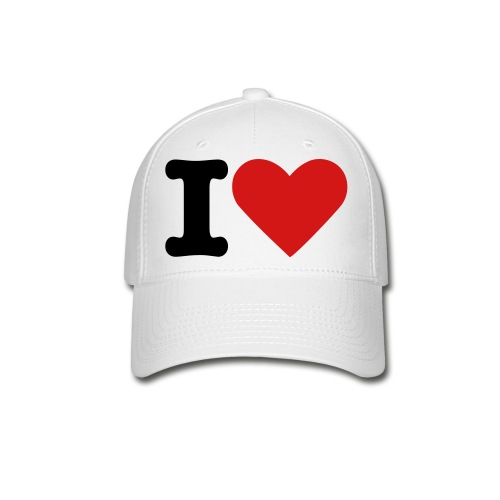 I LOVE NUTS Hat - Baseball Cap