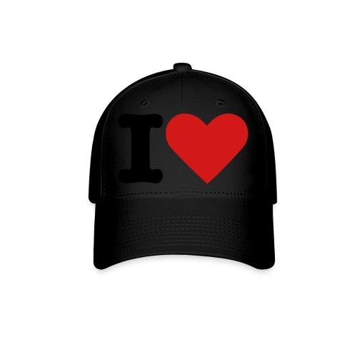 I LOVE NUTS Hat - Baseball Cap