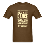 T-Shirts ~ Men's T-Shirt ~ Mild West