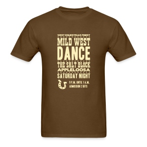 Mild West - Men's T-Shirt