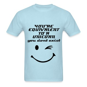 Dont Exist  - Men's T-Shirt