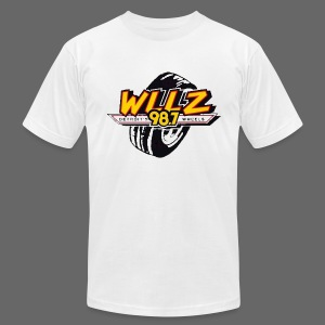 WLLZ 98.7 - Men's T-Shirt by American Apparel