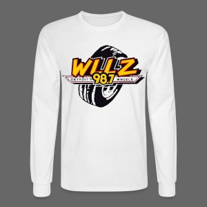 WLLZ 98.7 - Men's Long Sleeve T-Shirt