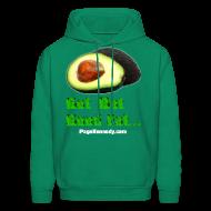 Hoodies ~ Men's Hoodie ~ wanna piece of avocado?