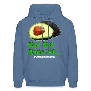 wanna piece of avocado? - Men's Hoodie