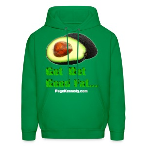 wanna piece of avocado? - Men's Hoodie