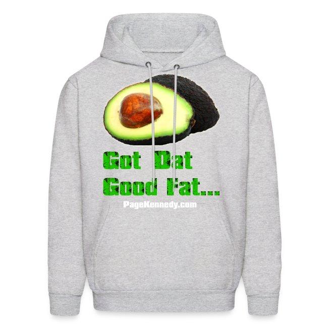 wanna piece of avocado?