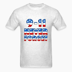 Stars & Stripes 911 T-Shirts