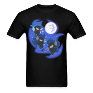 T-Shirts ~ Men's T-Shirt ~ Three Shadowbolt Moon by Rankao