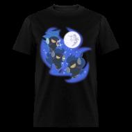 T-Shirts ~ Men's T-Shirt ~ Three Shadowbolt Moon by Rankao