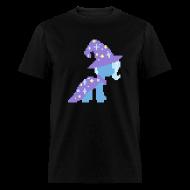 T-Shirts ~ Men's T-Shirt ~ Trixie pixel plain