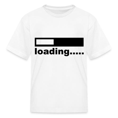 Loading...  (Teen) - Kids' T-Shirt