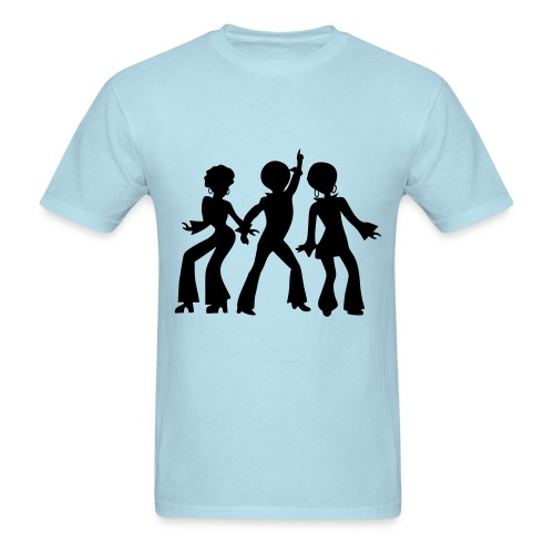 Disco Inferno - Men's T-Shirt