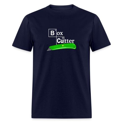 Gustavo's Box Cutter - Men's T-Shirt