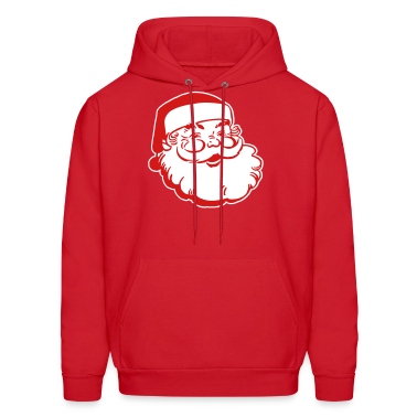 Santa Clause Hoodies