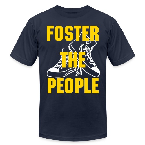 Foster The People Mens t-Shirt - Men's  Jersey T-Shirt