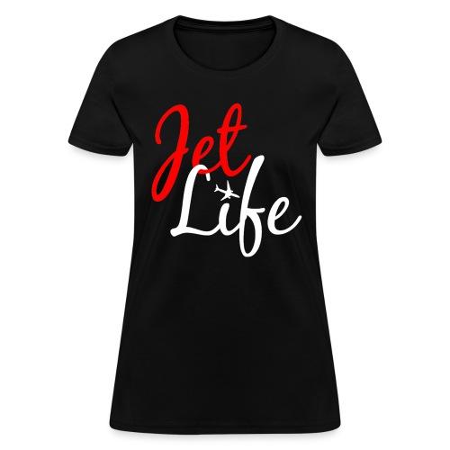 Jet Life - Women's T-Shirt