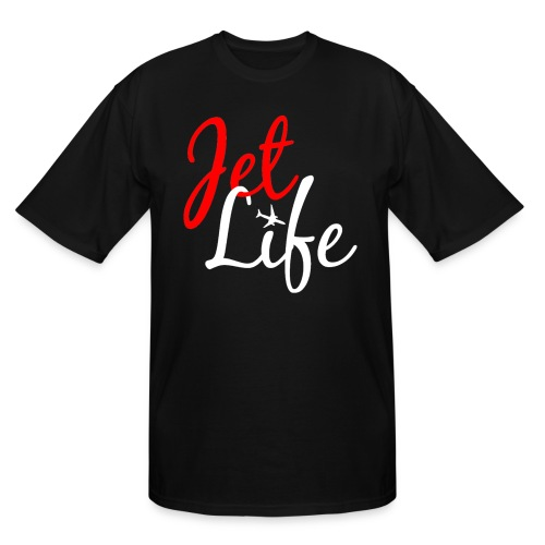 Jet Life - Men's Tall T-Shirt