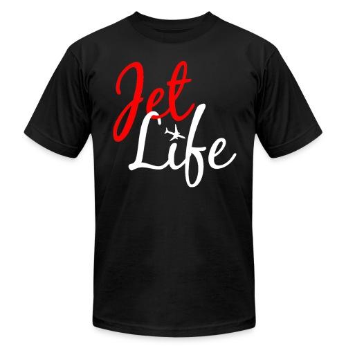 Jet Life - Men's Fine Jersey T-Shirt