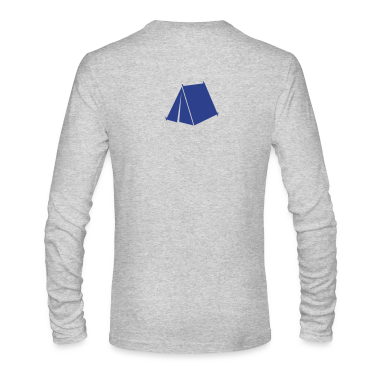 camp tent Long Sleeve Shirts