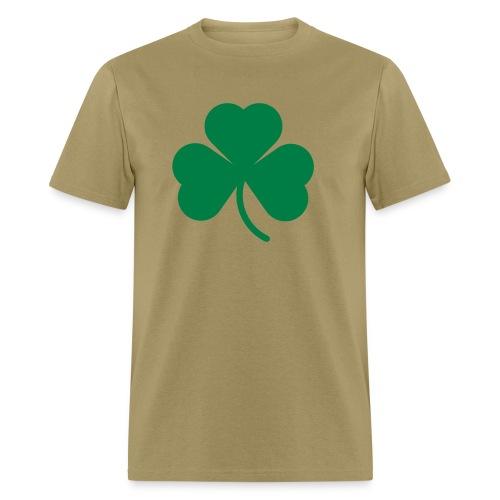 shamrock shirt - Men's T-Shirt