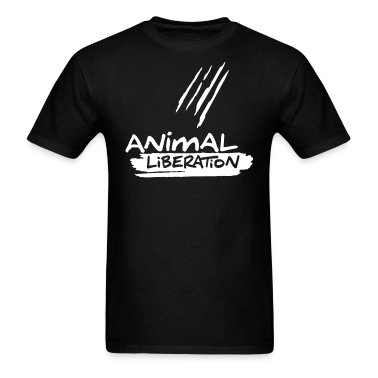 Animal Liberation  - vector T-Shirts