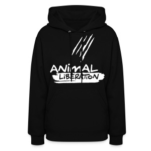Animal Liberation - vector - Women's Hoodie