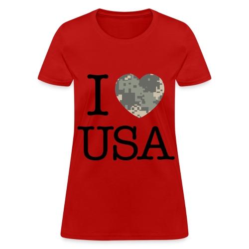 Military Fab - Women's T-Shirt