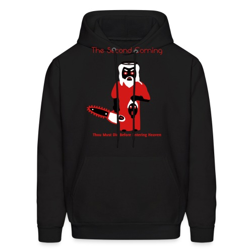 The Second Coming - Jesus Manson Chainsaw Maniac - Men's Hoody - Men's Hoodie