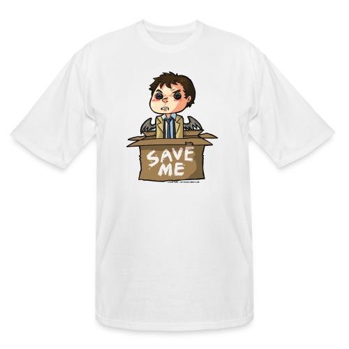 Save Me (DESIGN BY KARINA) - Men's Tall T-Shirt