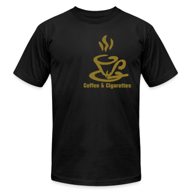 Coffee and Cigarettes  T-Shirts