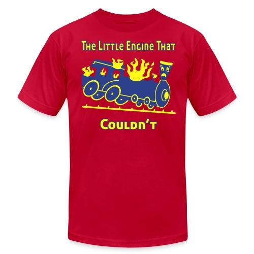The Little Engine That Couldn't Men's T-Shirt - Men's Fine Jersey T-Shirt
