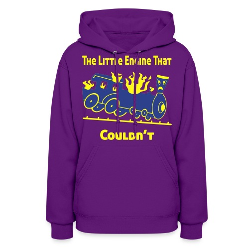 The Little Engine That Couldn't Women's Hoody - Women's Hoodie