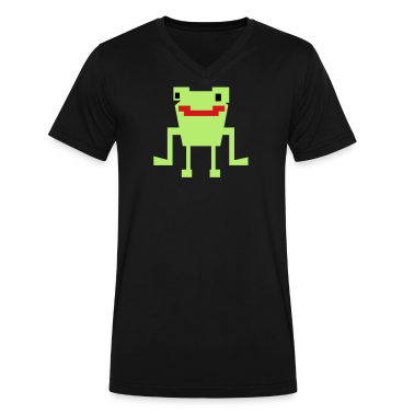 happy digital frog  T-Shirts