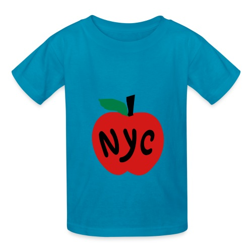 I'm From The Big Apple Children T-Shirt  - Kids' T-Shirt