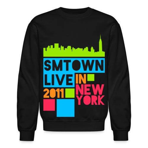 [KOR] SMTown Live New York 2011 (Front Only) - Crewneck Sweatshirt