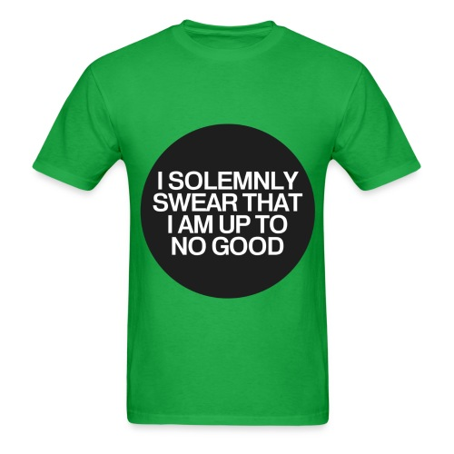Harry Potter - I solemnly swear - Men's T-Shirt