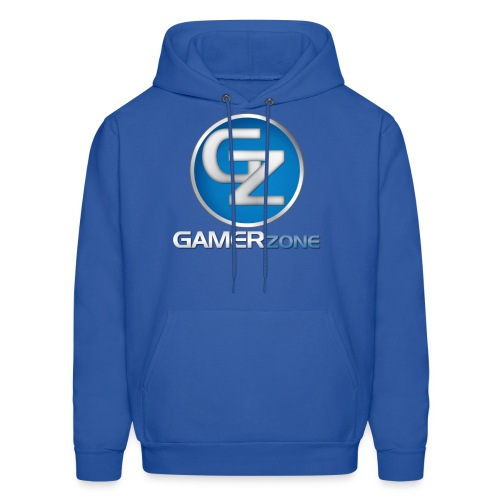 GZ Full Sweatshirt Blue - Men's Hoodie