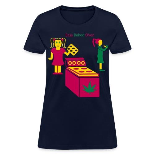 Easy Baked Oven - Women's T-Shirt - Women's T-Shirt