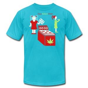 Easy Baked Oven - Men's T-Shirt - Men's Fine Jersey T-Shirt