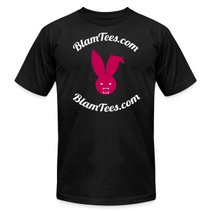 Blam Tees - Full Circle Logo Tee - Men's T-Shirt - Men's Fine Jersey T-Shirt