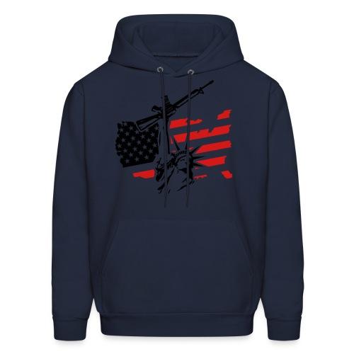 Combat Liberty Hoodie - Men's Hoodie