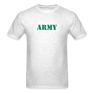 Army Shirts Army Logo Tee - Men's T-Shirt