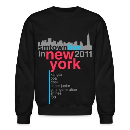 [KOR] SMTown Live in New York 2011 (V.2) - Crewneck Sweatshirt